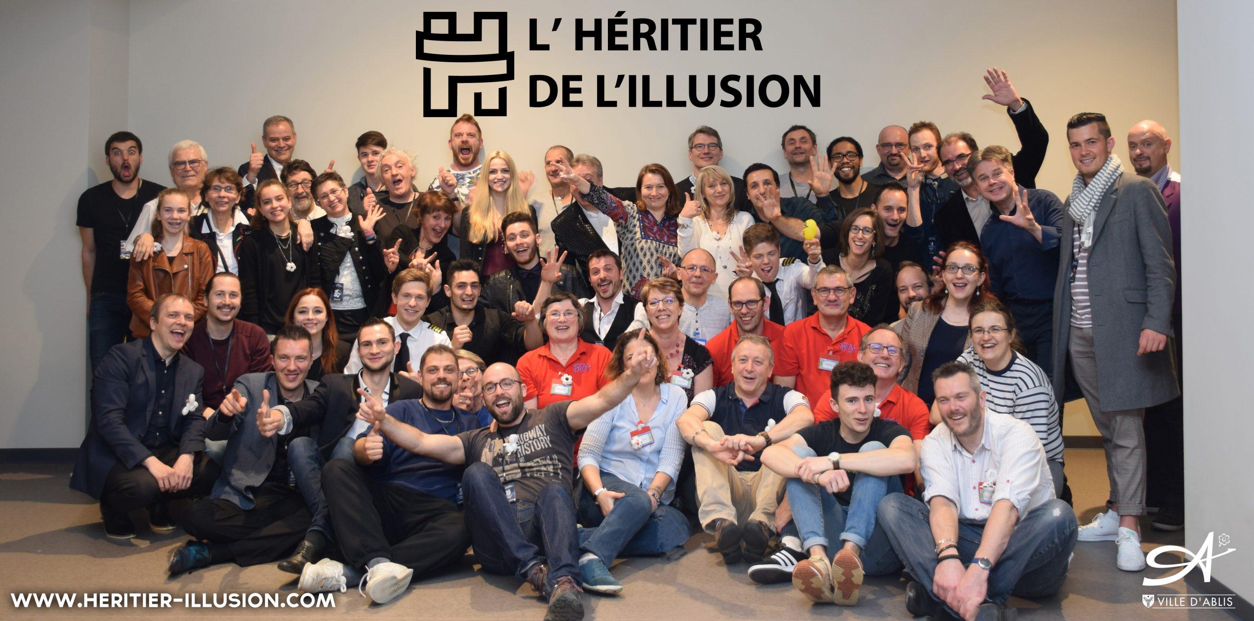 Heritier de l Illusion 2018