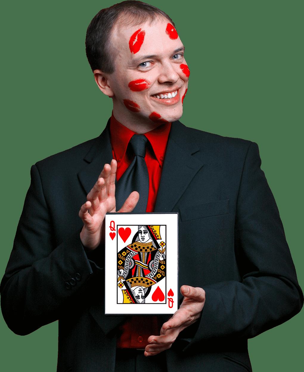 gala de magie festival Boris Wild magicien kiss act
