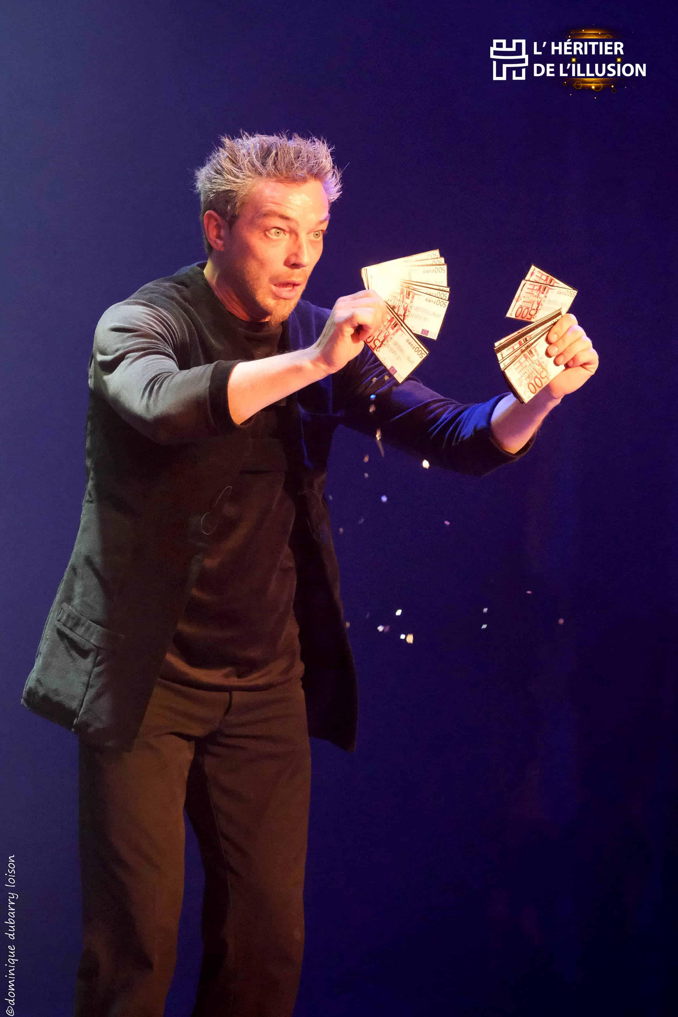 Le Monde de Felix Héritier d'Or 2019 Magic Festival