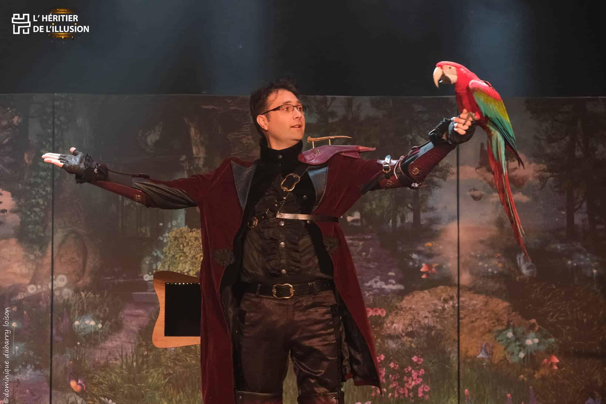 Lionel lemetayer festival de magie paris