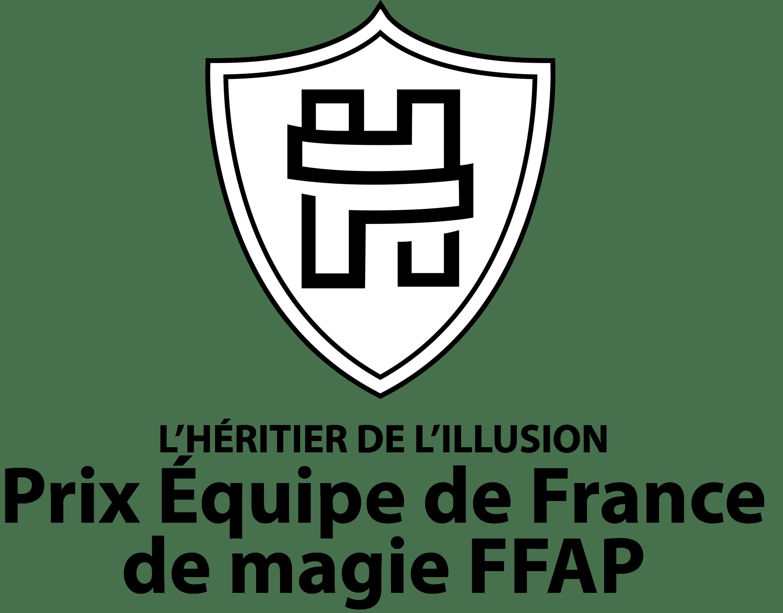 Prix Équipe de France de Magie N&B - Charte graphique