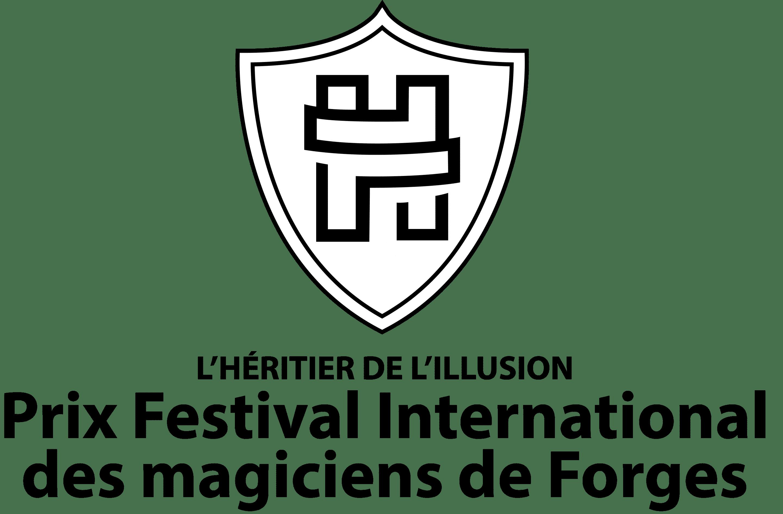 Prix Festival International des magiciens de Forges N&B - Charte graphique