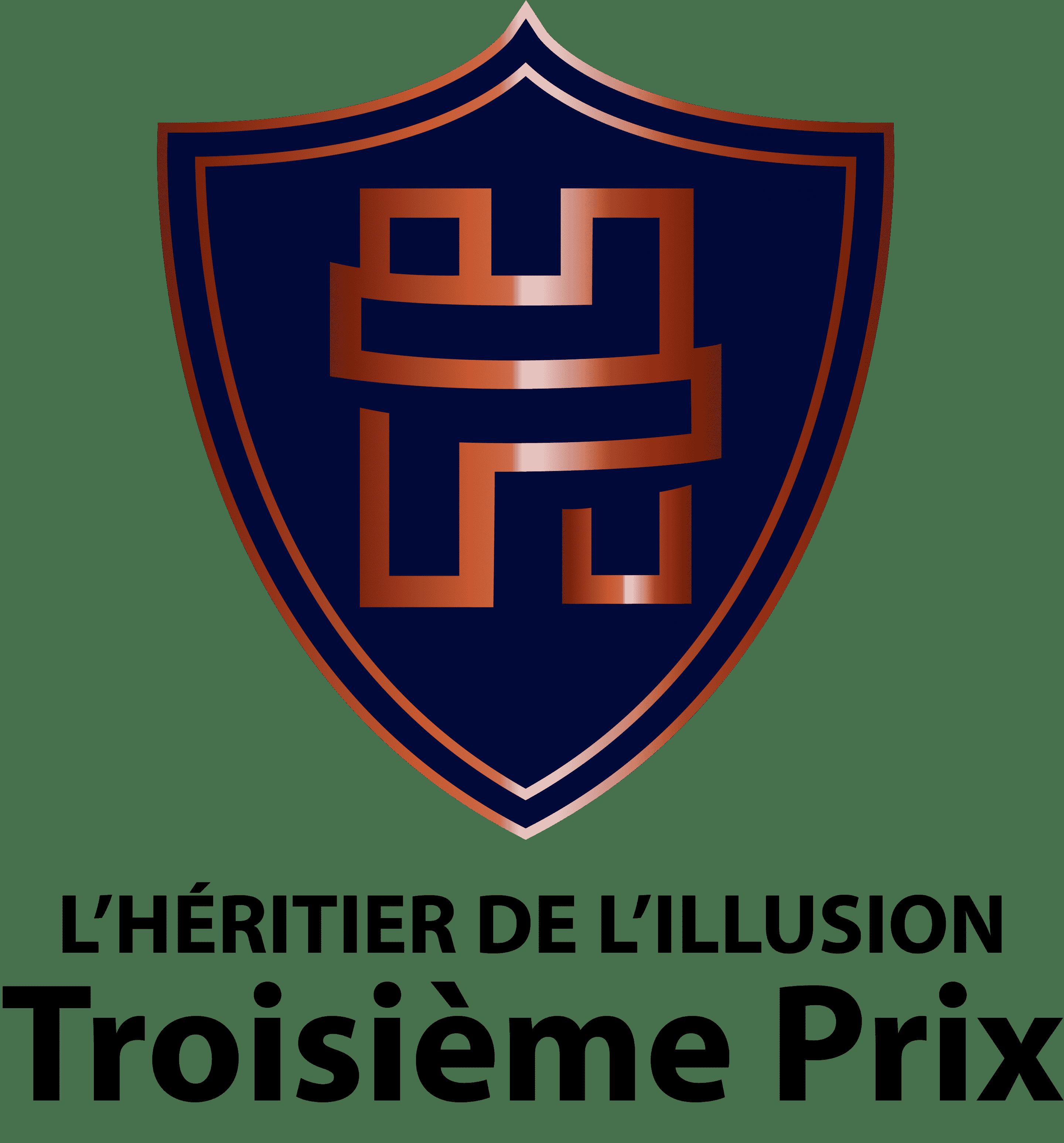 Héritier de Bronze - Troisième Prix - Charte graphique