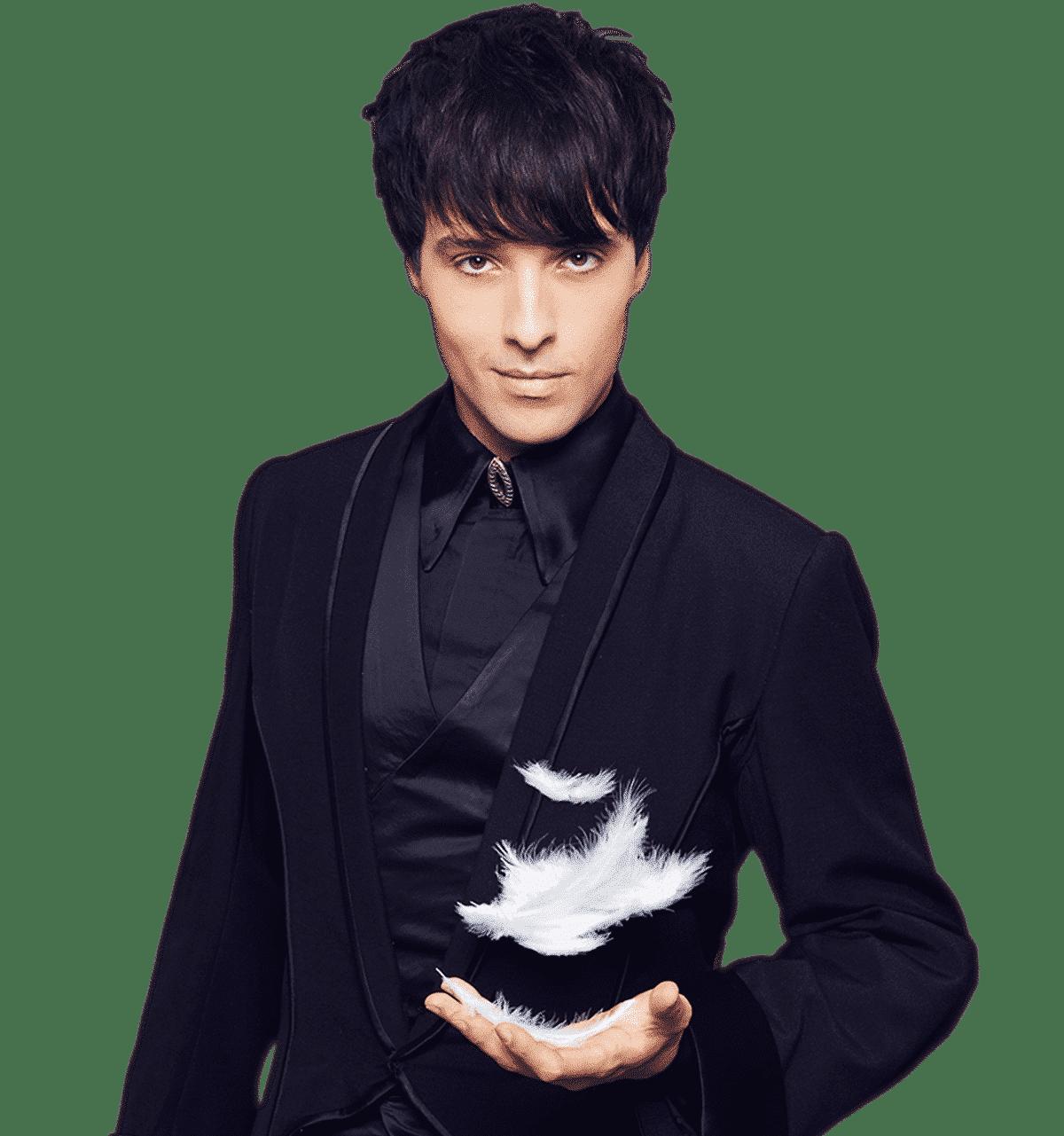 gala de magie festival Charlie Mag Magicien Champion d'europe