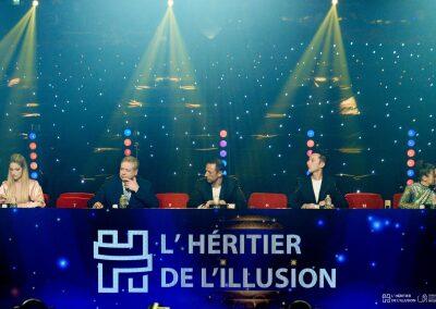 Jury de l'Héritier de l'Illusion 2021